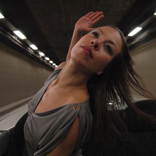 Sabrina Vis [Schiphol Tunnel], number 2