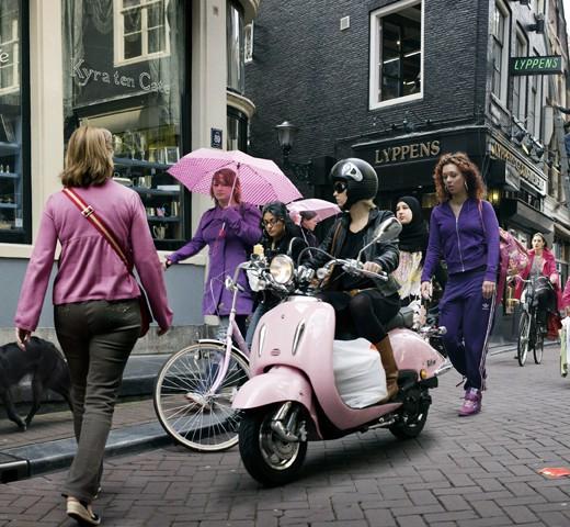 Pink Vogue