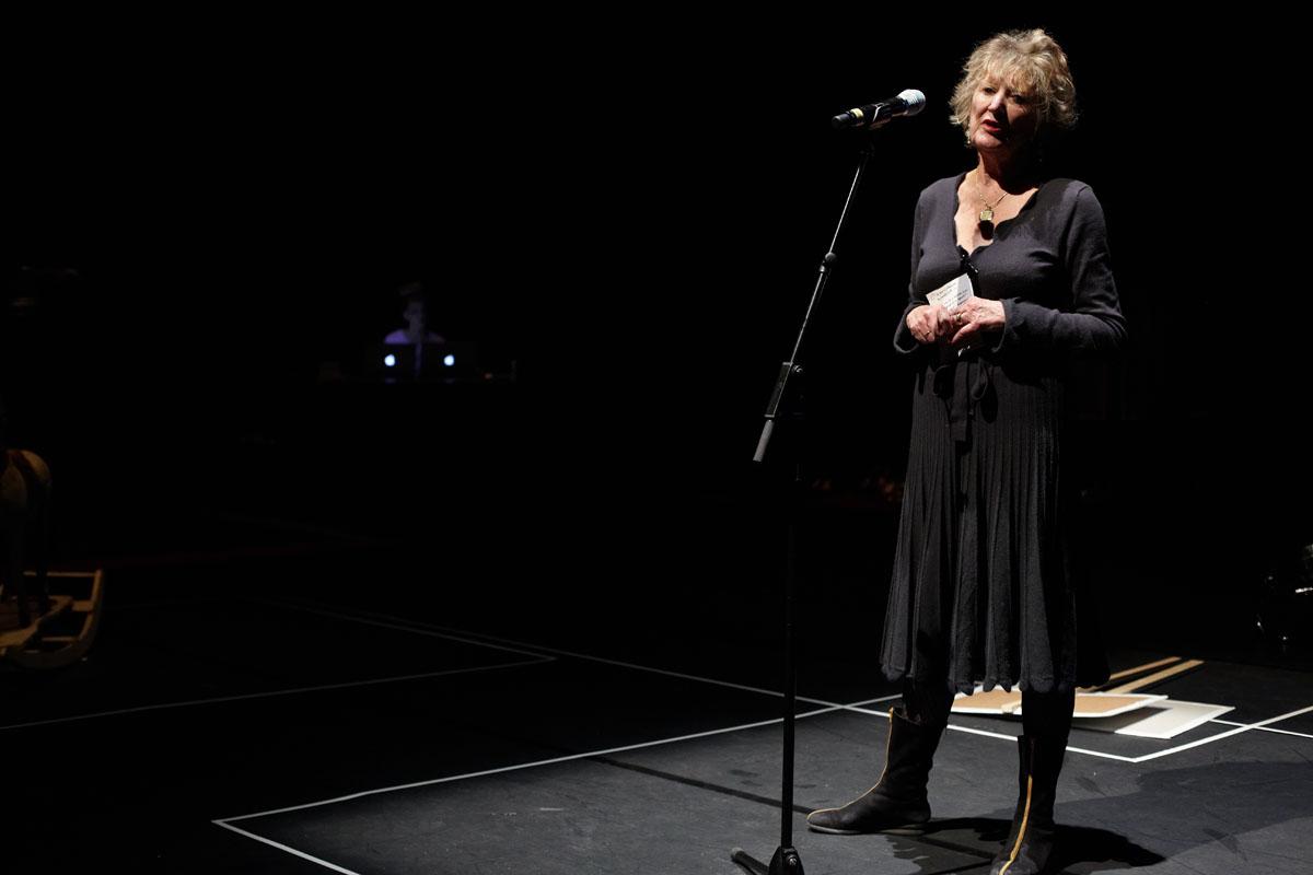 Opening Speech by politician Hedy d'Ancona
