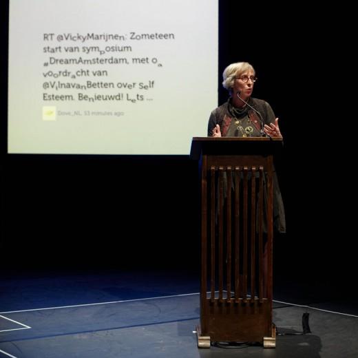 Keynote speaker Prof. Anneke Smelik