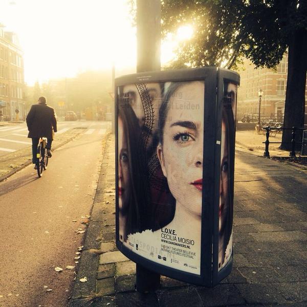 Poster Campaign L.O.V.E. – Cecilia Moisio (Amsterdam, the Netherlands)